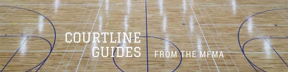 Courtline Guides from the MFMA