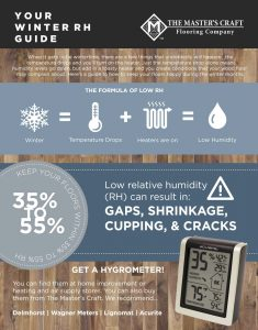 Your Winter RH Guide for Your Hardwood Floor