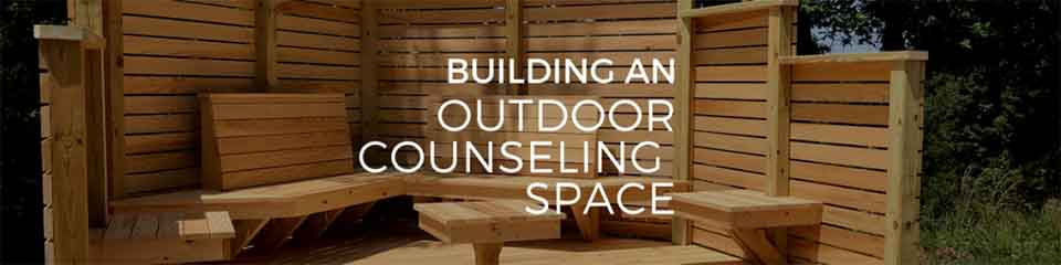Business as missions: Building an outdoor counseling space for children