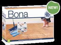 Bona Hardwood Floor Cleaning Kit