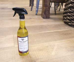 Real Clean Floors Cleaning Solution