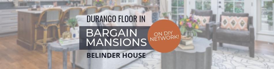 Bargain Mansions Belinder House